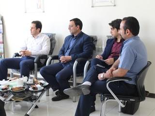 جلسه ناظرین قزوین