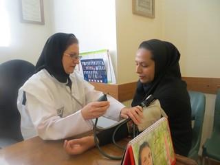 از ویزیت رایگان تا برپایی ایستگاه سلامت در چهار محال وبختیاری