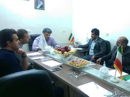 جلسه اعضای هیات سیستان و بلوچستان