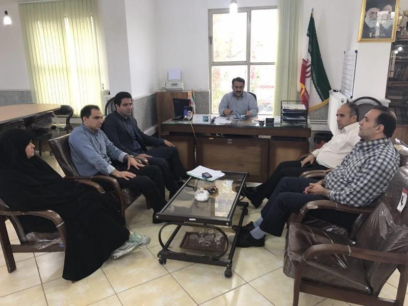 اولین جلسه کمیته نظارت بر سلامت باشگاه های شهرستان ملایر برگزار شد.