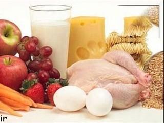مواد غذایی 2