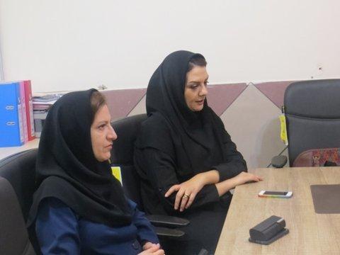 نشست مسئولان کمیته ها - چهار محال وبختیاری