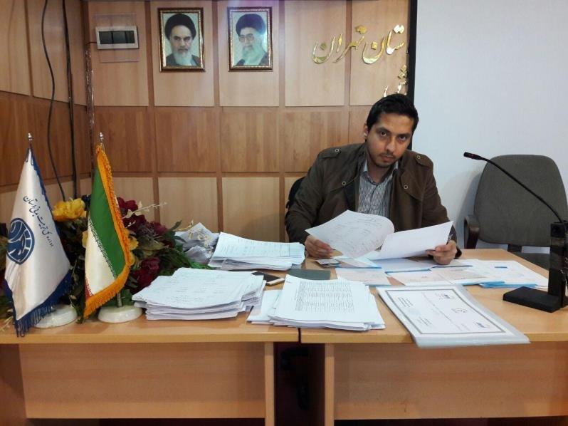 بازدید از کمیته بازرسی توابع تهران آغاز شد