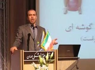 دکتر حیدریمقدم مدیر گروه آموزشی ارگونومی دانشگاه علوم پزشکی همدان شد