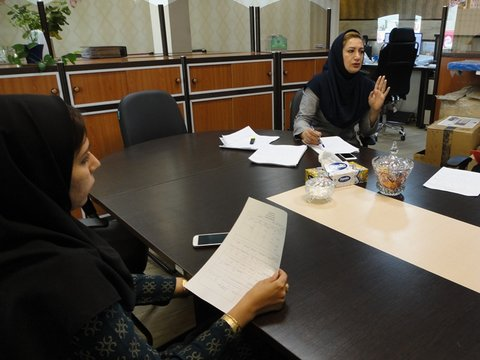 دومین نشست ستادنظارت-کرمان