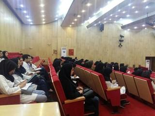 همایش ورزش در بارداری در یزد برگزار شد