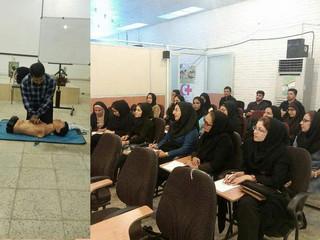 داراب فارس - آموزش کمک های اولیه