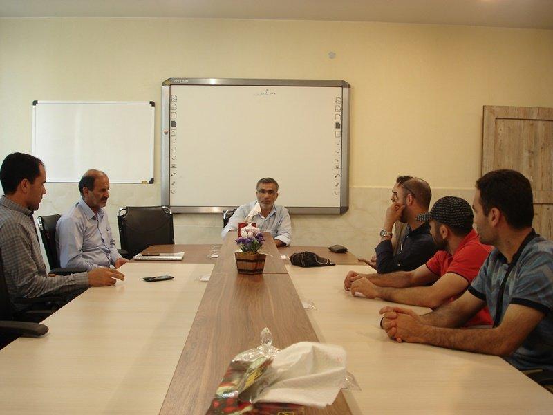 گزارش تصویری / دومین جلسه توجیهی مسئولین اماکن ورزشی اراک