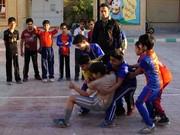 بایدهای ورزش در مدارس