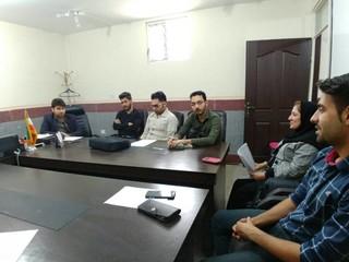 نشست  کمیته روانشناسی هیات پزشکی ورزشی خوزستان برگزار شد
