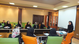 گزارش تصویری کارگاه آموزشی جرات مندی