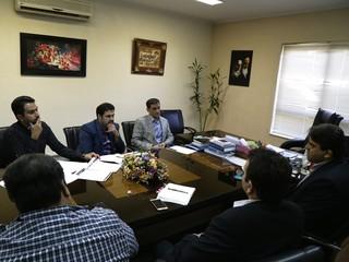 نشست کمیسیون ماده5 وزارت ورزش و جوانان و فدراسیون پزشکی ورزشی