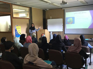 کارگاه روانشناسی ورزشی در کرج برگزار شد