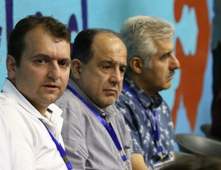 پوشش پزشکی انتخابی تیم ملی کشتی