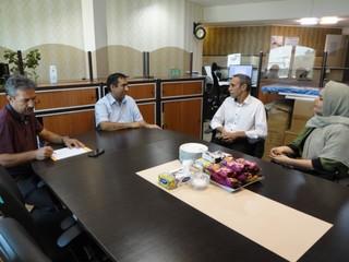 نشست هماهنگی هیأت پزشکی کرمان با دو مجموعه ورزشی برگزار شد