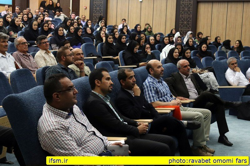 کارگاه علم تمرین در شیراز برگزار شد