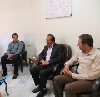 نشست برگزاری همایش راهبردهای نوین در تغذیه - چهار محال وبختیاری