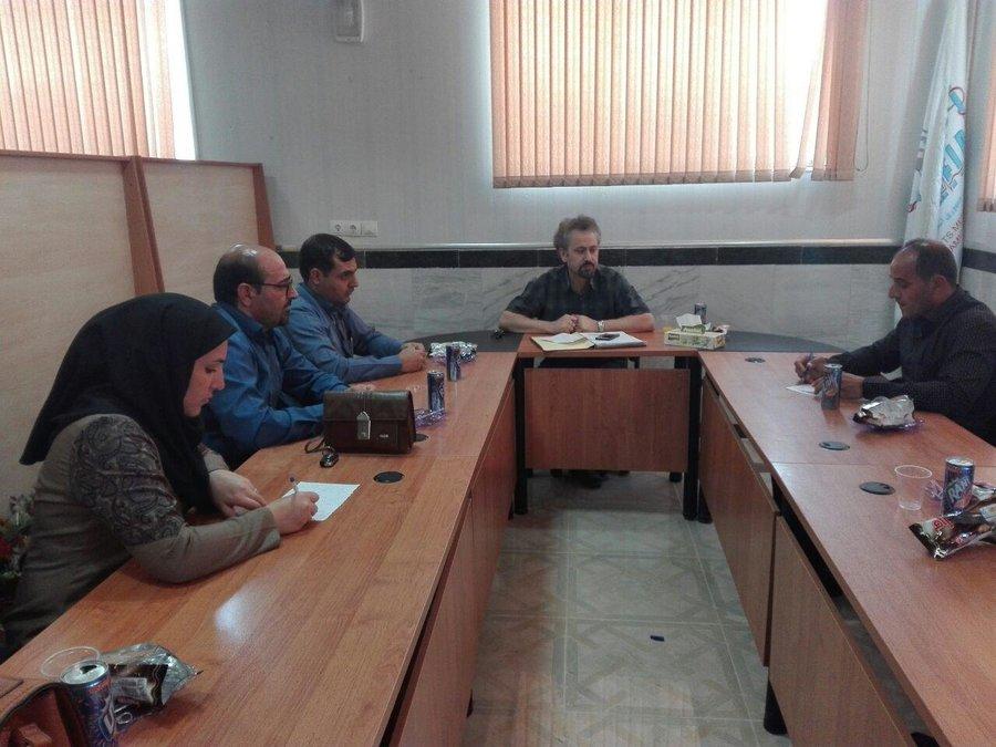 نشست ماهیانه اعضا هیئت پزشکی ورزشی لرستان