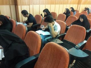 آزمون دوره ماساژ ورزشی  در هیات پزشکی استان تهران برگزار شد