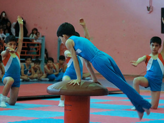 نوجوانان ورزشکار