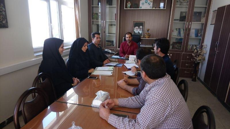 جلسه ستاد نظارت بر سلامت باشگاه های شهرستان بهارهمدان برگزار شد