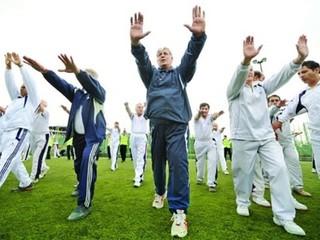 ورزش، کلید سلامتی برای سالمندان