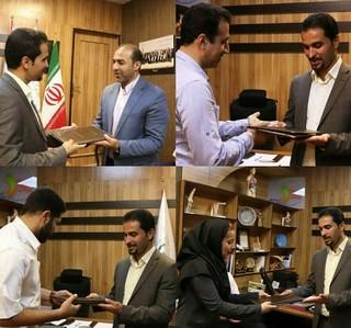 عوامل اجرایی سمینار سالانه پزشکی ورزشی فارس تقدیر شدند