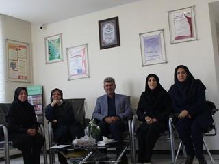 تقدیر از کارمندان هیأت پزشکی ورزشی استان قزوین
