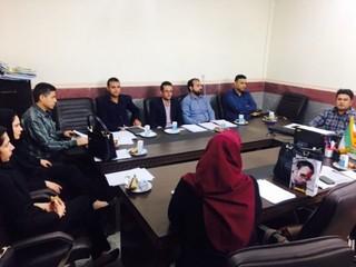 نشست ستاد نظارت برسلامت باشگاه های خوزستان برگزار شد