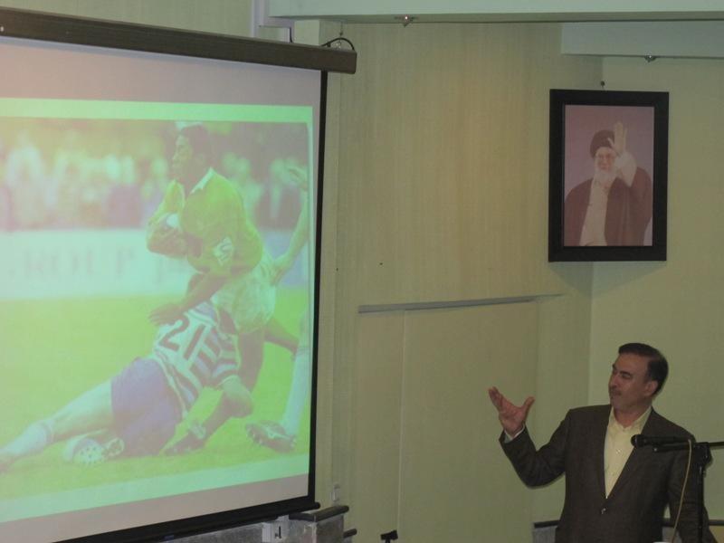 گزارش تصویری از کارگاه آموزشی نکات کلینیکی در آسیب های ورزشی