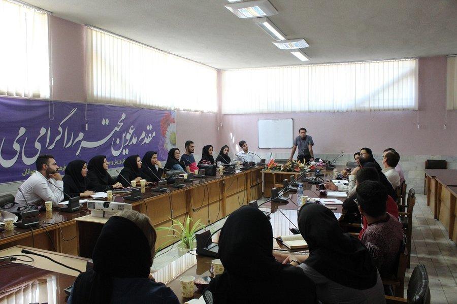 آغاز دوره آموزشی 100 ساعته امدادگری ورزشی در زنجان