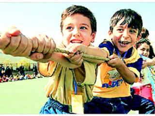 فعالیت بدنی کودکان و نوجوانان