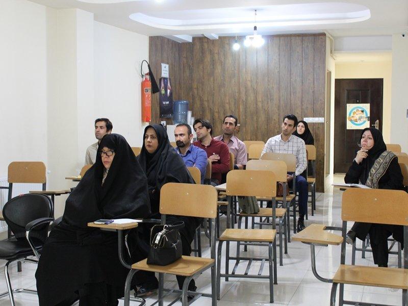 دوره آموزشی ناظرین اماکن ورزشی در قزوین