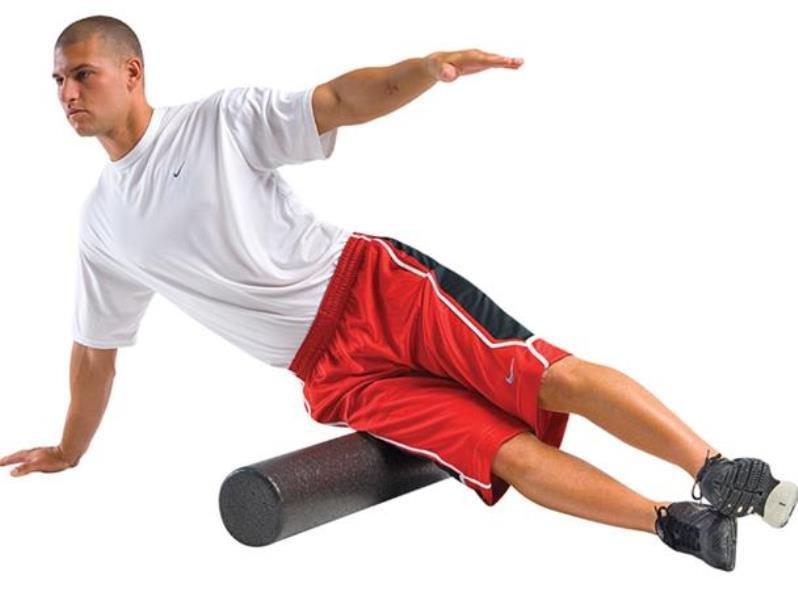 فوم رولر: معجزه ی اثر بخشی تمرینات ورزشکاران