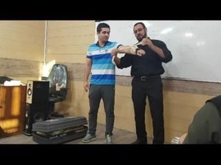 کارگاه آموزشی امدادگری ورزشی در خوزستان