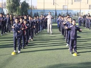 نقش ورزش در افزایش یادگیری دانش آموزان