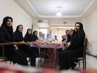 جلسه هماهنگی اعضا