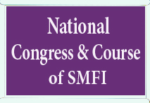 National Congress & Course of SMFI