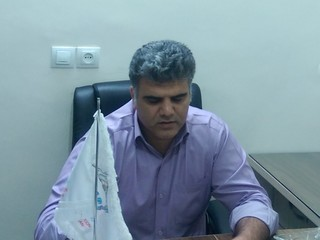 دکتر عرب رئیس هیات پزشکی ورزشی سیستان و بلوچستان