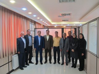 بازدیددکتر نوروزی از همدان