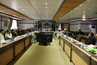 جلسه شورای همگانی