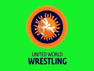 لوگوی اتحادیه جهانی کشتی