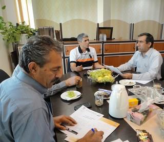 نشست هیأت رئیسه هیأت پزشکی ورزشی کرمان برگزار شد