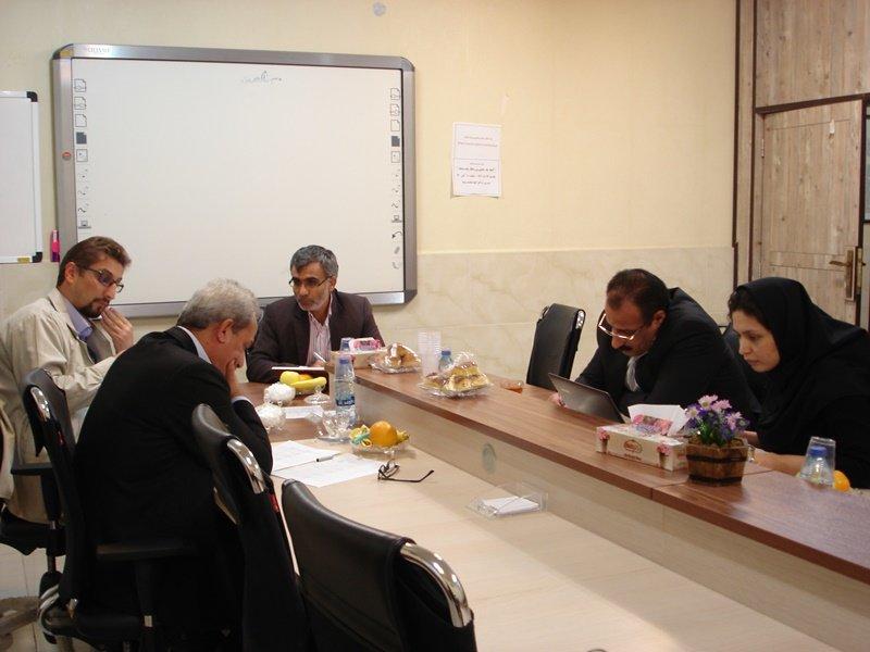 گزارش تصویری/ نشست هیات رئیسه هیات پزشکی ورزشی استان مرکزی