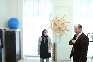 بتزدید دکتر رهبری از فیزیوتراپی زنجان