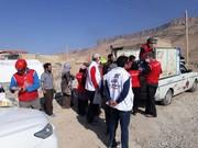 اعزام تیم پزشکی هیات پزشکی ورزشی ایلام  به منطقه زلزله زده کرمانشاه