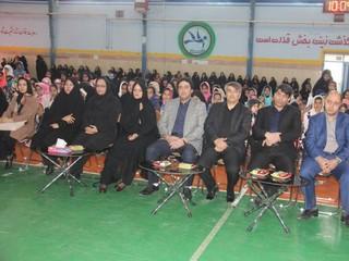 افتتاحیه طرح وضعیت ساختار قامت و اصلاح ناهنجاریهای اسکلتی با ورزش، ویژه زنان روستایی در یزد برگزار شد.