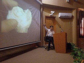 کارگاه ادواری آناتومی زانو