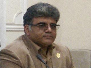 دکترعرب رئیس هیات پزشکی ورزشی سیستان و بلوچستان