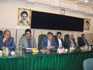 نشست هم اندیشی کمیته خدمات درمانی هیات های پزشکی ورزشی شهرستان های  یزد برگزار شد.
